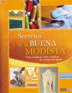 libro secretos de una buena modista
