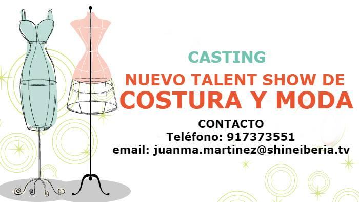 talent show costura